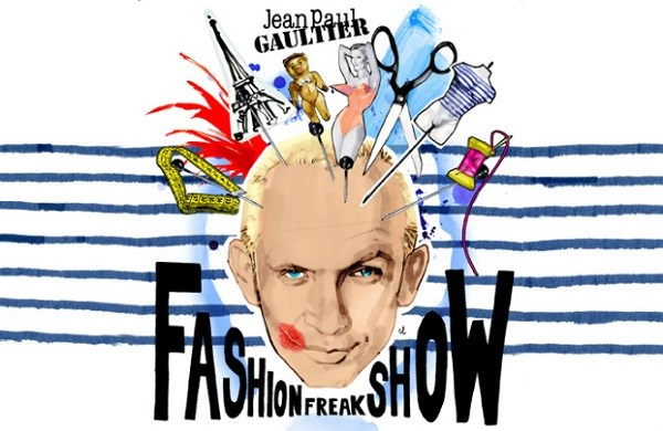 Fashion Freak Show von Jean Paul Gaultier