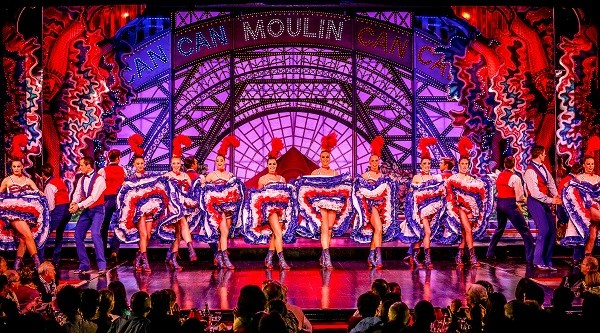 Moulin Rouge - Dinner Show «Féerie»