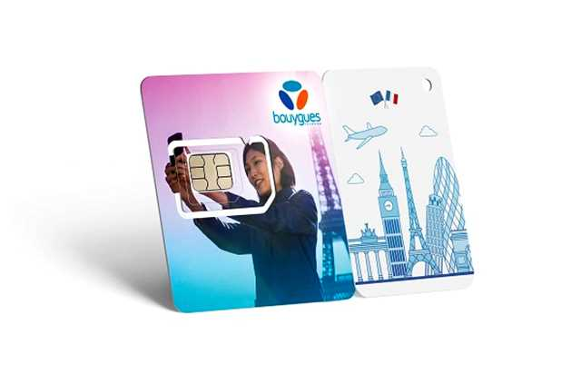 Bouygues Telecom - My European SIM