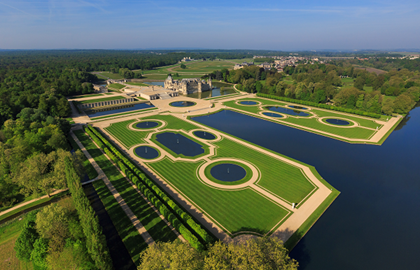 Besichtigung des Domaine de Chantilly