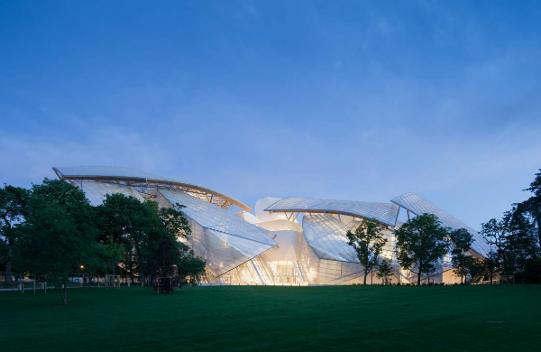 Fondation Louis Vuitton – Ticket ohne Anstehen