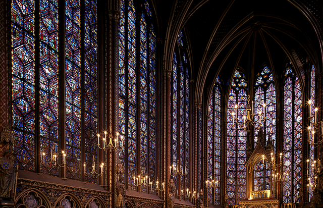 Sainte-Chapelle - Virtuelle Besichtigung