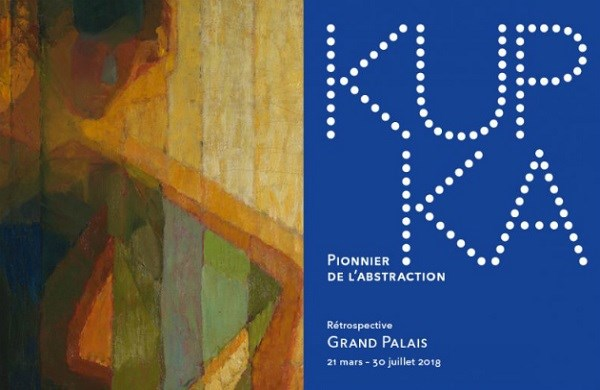 Kupka, Pionier der Abstraktion im Grand Palais