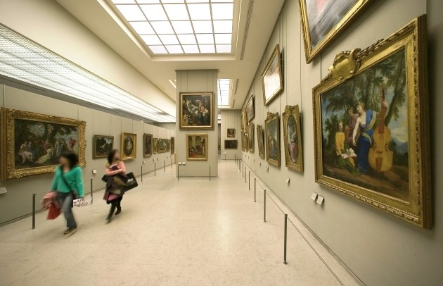 Besichtigung des Louvre Museums mit Audioguide
