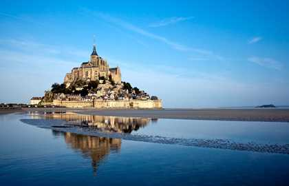 Tour zum Mont Saint Michel ab Paris