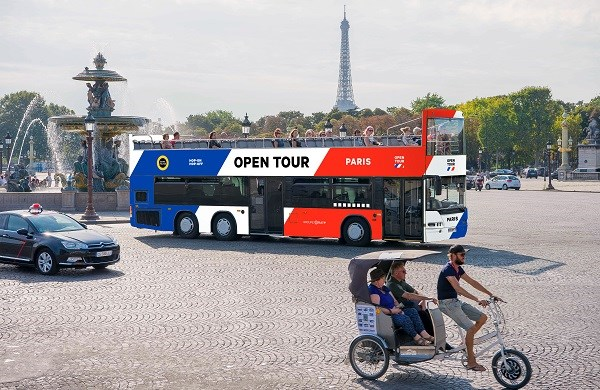Open Tour Paris