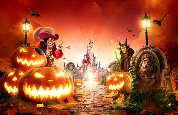 Disneyland paris halloween angebot